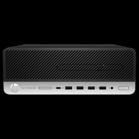 HP EliteDesk 705 G5 SFF, AMD Ryzen3 PRO 3200 3.6GHz, 8GB, 256GB SSD, Radeon RX Vega 8, Win 10 Prof.
