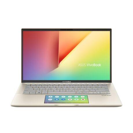 """ASUS NB VivoBook S432FL-AM106T, 14""""  FHD, i5-8265U (3,9GHz), 8GB, 256GB PCIE, NV MX 250 2GB, Win 10, Zöld"""