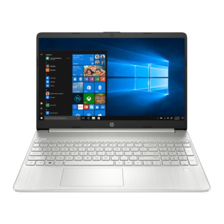 "HP 15s-eq0002nh, 15.6"" FHD AG, AMD Ryzen5 3500U, 8GB, 512GB SSD, Win 10, ezüst"