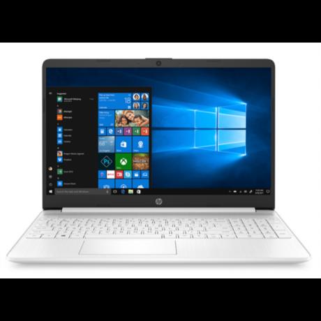 "HP 15s-fq1039nh, 15.6"" FHD AG, Core i3-1005G1, 8GB, 512GB SSD, Win 10, fehér"