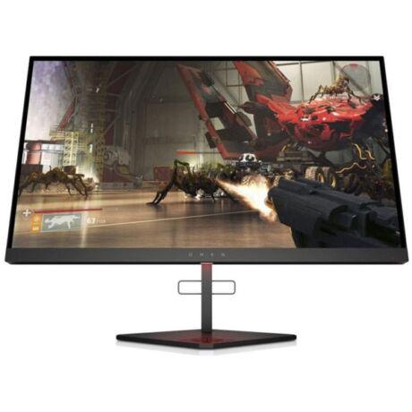 """OMEN X by HP 24.5"""" 25f Monitor 1920x1080, 16:9, 400cd, 1000:1, 1ms, DisplayPort, HDMI, Black"""