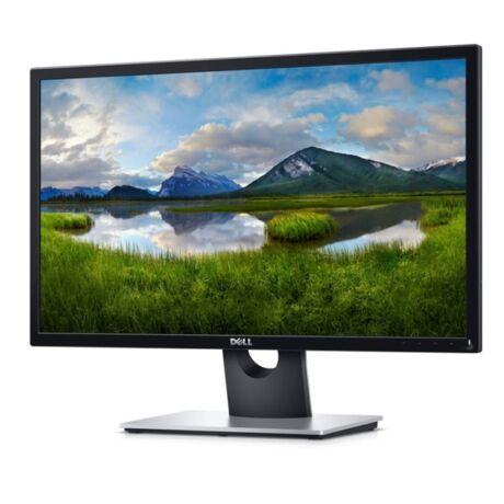 """DELL LCD Monitor 24"""" SE2417HGX 1920x1080, FreeSync, 1000:1, 300cd, 5ms, VGA, HDMI, fekete"""