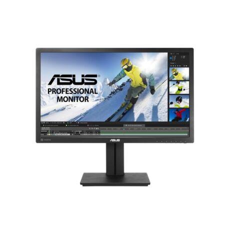 "ASUS PB278QV LED Monitor 27"" WQHD IPS 2560x1440, HDMI/DVI/Displayport/Fejhallgató csatlakozó"