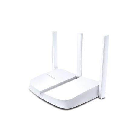 MERCUSYS Wireless Router N-es 300Mbps 1xWAN(100Mbps) + 3xLAN(100Mbps), MW305R