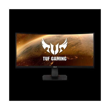 "ASUS VG35VQ GAMING LED Monitor 35"" WQHD (3440x1440), HDMI/Displayport/Thunderbolt/USB/fejallgató"