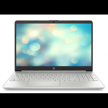 "HP 15s-fq1037nh, 15.6"" FHD AG, Core i3-1005G1, 8GB, 512GB SSD, Win 10, ezüst"