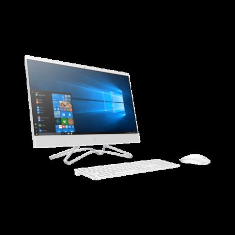 """HP AIO 24-f1006nn, 23.8"""" FHD AG UWVA, AMD Ryzen5 3500U, 8GB, 512GB SSD, AMD Radeon RX Vega 8, Win 10, fehér"""