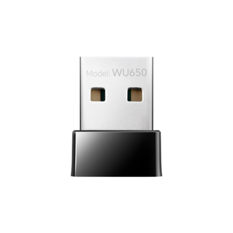 CUDY 650Mbps Wi-Fi Dual Band USB Adapter WU650