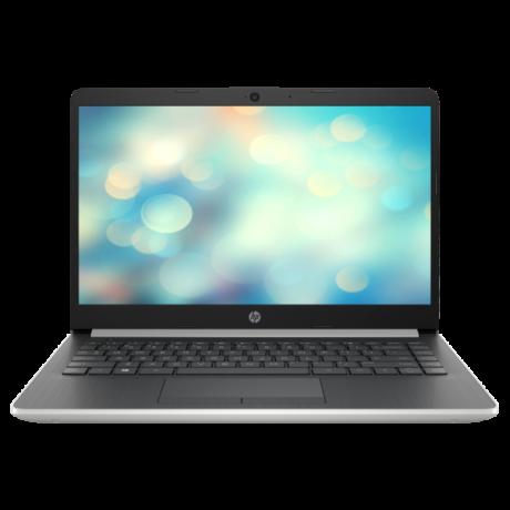 """HP 14-dk0003nh, 14"""" FHD AG TN, AMD Ryzen3 3200U, 8GB, 256GB SSD, AMD Radeon 530 2GB, ezüst"""